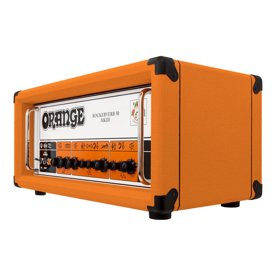 Orange Rockerverb 50HTC 50 Watt Guitar Amp Head