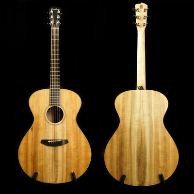 Breedlove Oregon Concerto All Myrtlewood Acoustic Electric Guitar - Includes Case