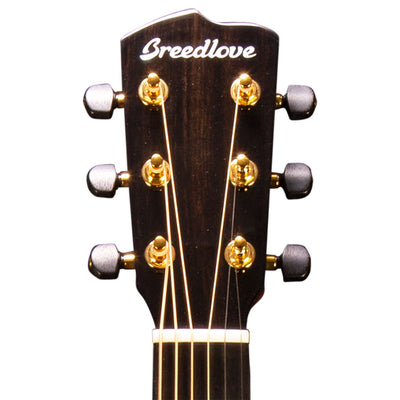 Breedlove Organic Series Performer Concerto CE All Solid Torrefied European Spruce/African Mahogany Acoustic Electric Guitar