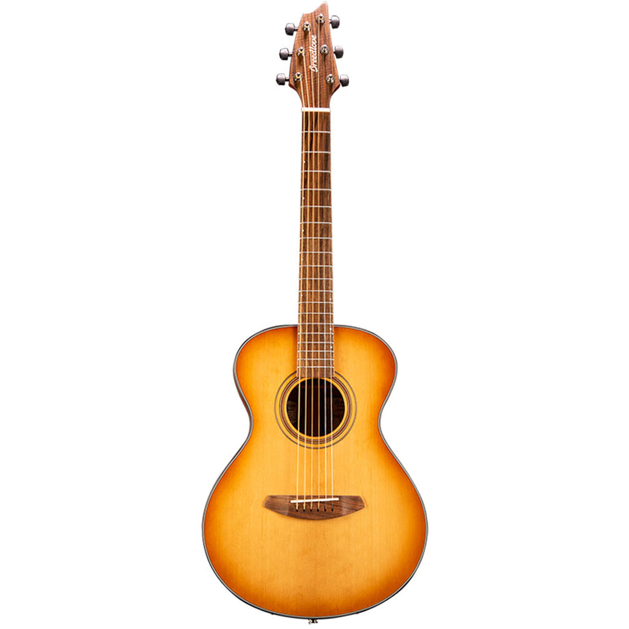 Breedlove Organic Series Signature Companion All Solid Torrefied European/African Mahogany Acoustic Electric Guitar
