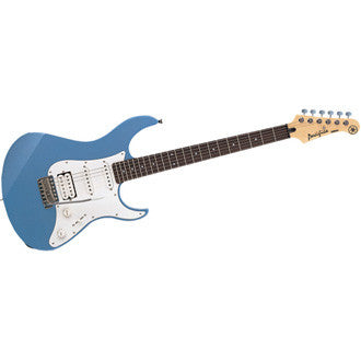 Yamaha PAC112J Lake Blue Double Cutaway Electric Guitar