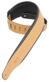 Levy's Classic Padded Strap PM32-TAN