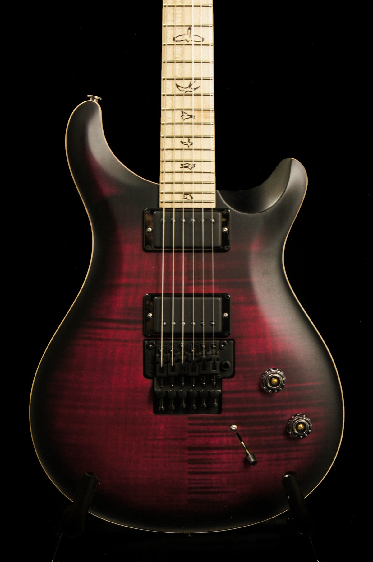 Paul Reed Smith Dustie Waring CE24 Waring Burst Satin Limited Edition Electric Guitar
