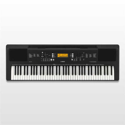 Yamaha PSREW300 76 Key Portable Keyboard w/Survival Kit