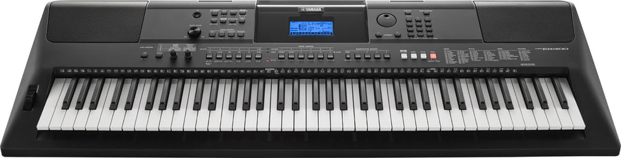 Yamaha PSR-EW400 76 Key Portable Keyboard