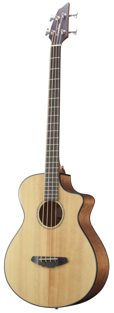 Breedlove Pursuit 4 String Acoustic Electric Bass Guitar - Includes Gig Bag