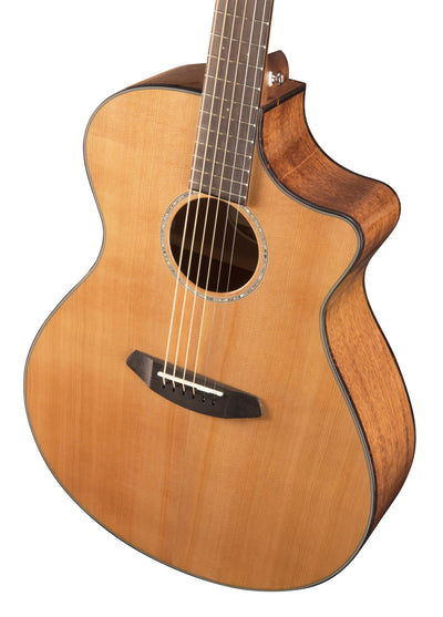 Breedlove Pursuit Concerto CE Red Cedar/Mahogany Acoustic Electric Guitar