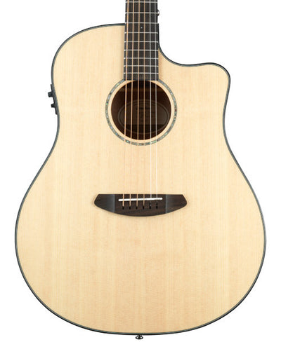 Breedlove Pursuit Dreadnought Ebony Acoustic Electric Guitar
