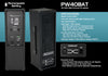 Powerwerks 40 Watt Battery Powered PA System PW40BAT