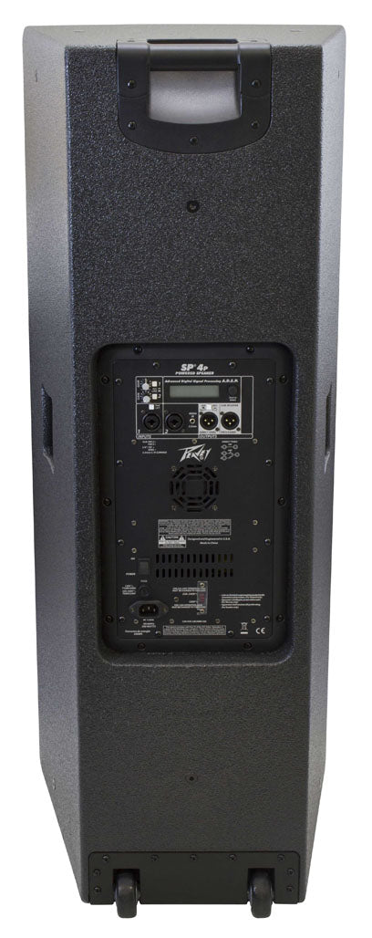 "Peavey SP4P 2x15"" Powered Speaker Enclosure"