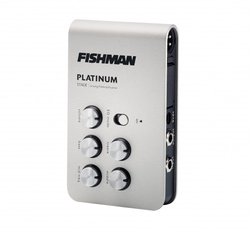 Fishman Platinum Stage Analog Preamp and DI