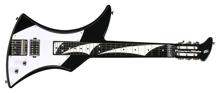 Peavey Powerslide Electric Slide Guitar -Black-