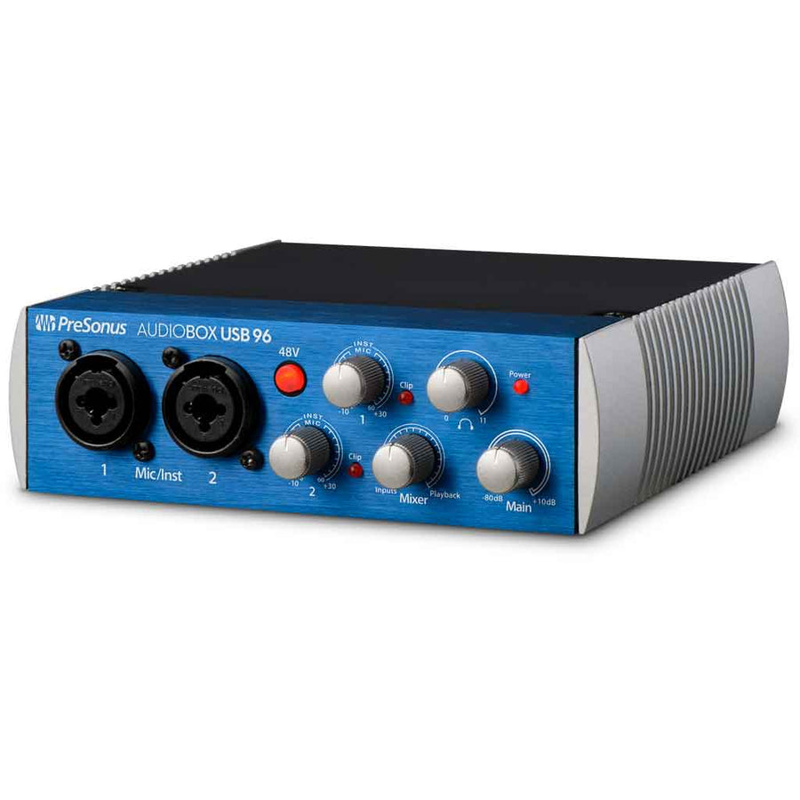 PreSonus AudioBox USB 96 Recording Interface