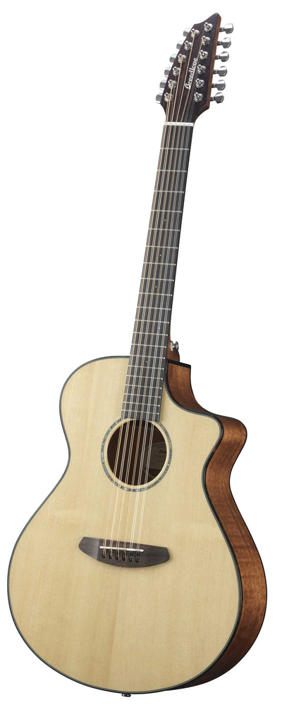 Breedlove Pursuit Concert 12 Sitka Spruce/Mahogany String Acoustic Electric Guitar
