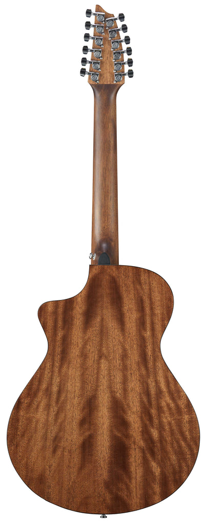 Breedlove Pursuit Concert 12 Sitka Spruce/Mahogany String Acoustic Electric Guitar - Includes Gigbag