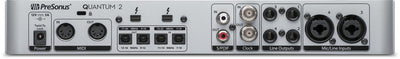 PreSonus Quantum 22x24 Thunderbolt 2 Low-Latency Audio Interface