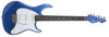 Peavey Raptor+ Custom Electric Guitar Gulfcoast Blue