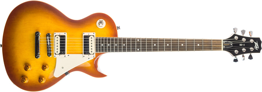 Peavey SC-2 Electric Guitar - Honey Burst - FINAL SALE -