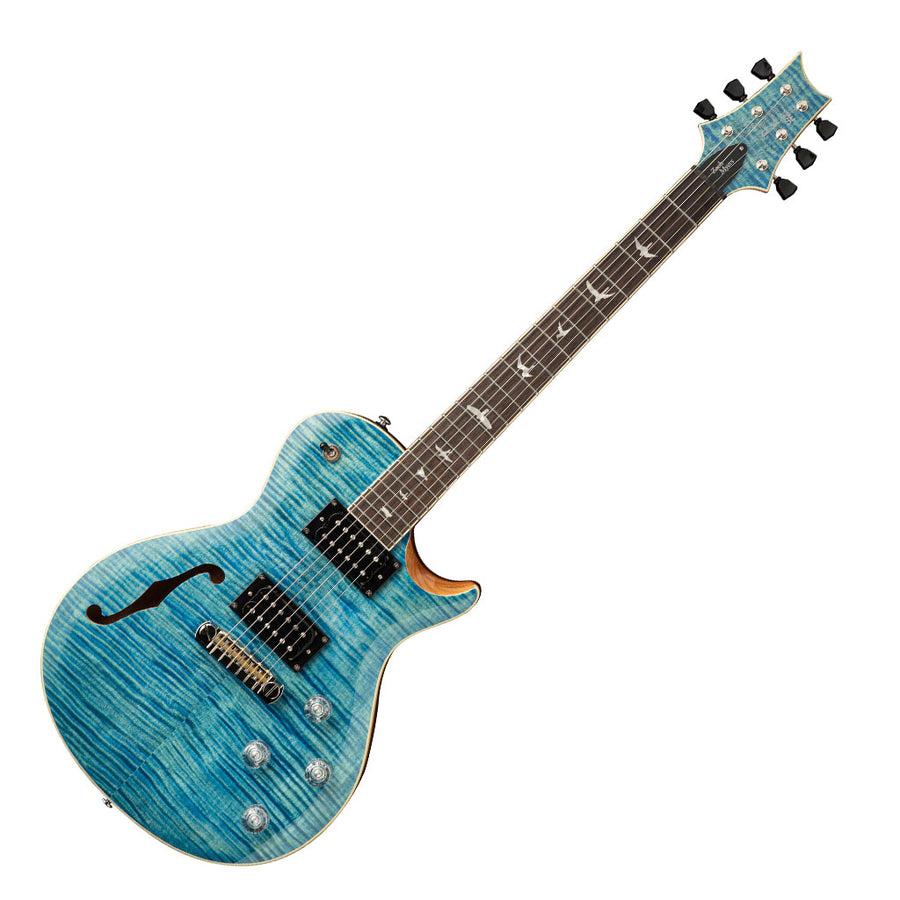 Paul Reed Smith SE Zach Myers Signature Semi-Hollow Electric Guitar in Myers Blue