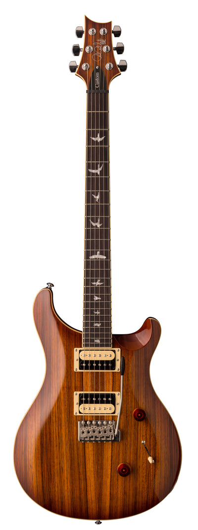 Paul Reed Smith SE Custom 24 Zebrawood Electric Guitar