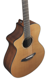 Breedlove Solo Lefty Concert Acoustic Electric Guitar