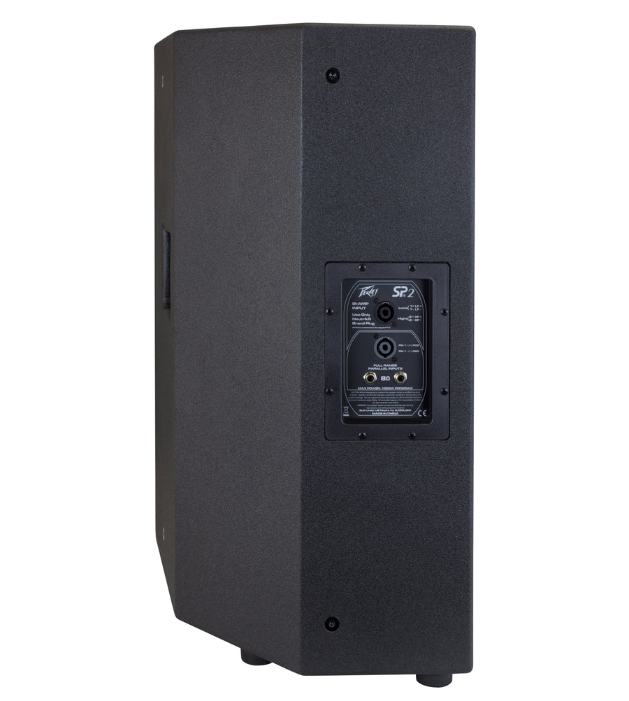 "Peavey SP Series 15"" Black Widow Equipped Passive Speaker"