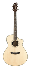 Breedlove Stage Concert Acoustic Guitar with Built in Electronics