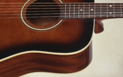 Teton STS100DVS Acoustic Dreadnought Guitar
