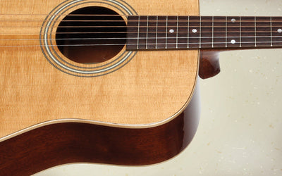 Teton STS100NT Dreadnought Acoustic Guitar
