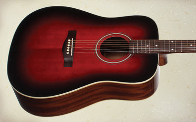 Teton STS100TRS Dreadnought Acoustic Guitar