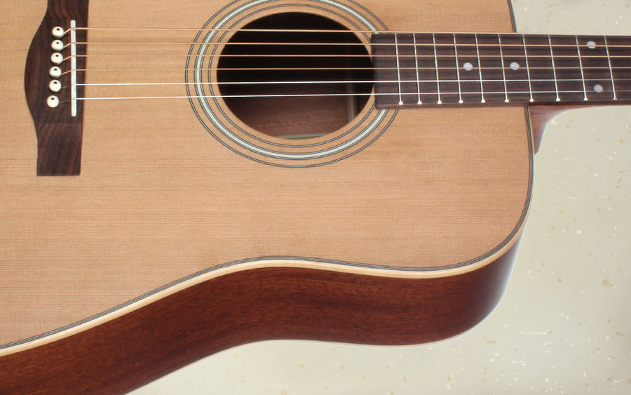 Teton STS105NT Dreadnought Acoustic Guitar