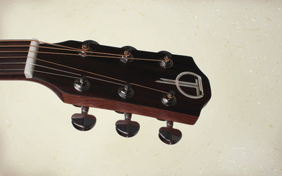 Teton STS100HS Acoustic Dreadnought Guitar