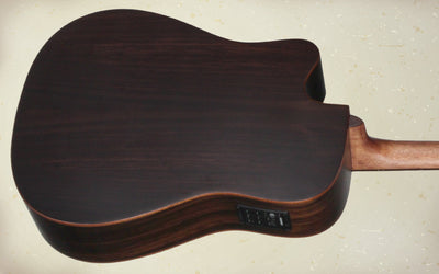 Teton STS155CENT Dreadnought Acoustic Electric Guitar