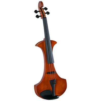 Cremona SV-180E Premier Student Electric Violin Outfit - Bow and Case INCLUDED!