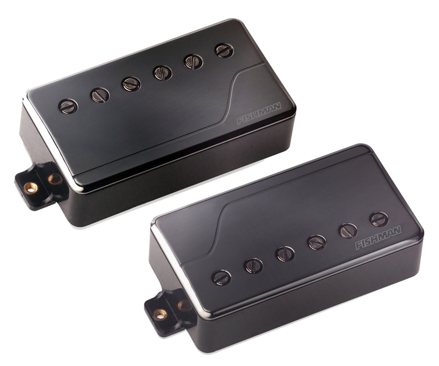 Fishman Fluence Classic Humbucker Pick-up Set Black Nickel
