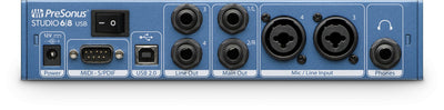 PreSonus Studio 68 USB 2.0 Audio Interface