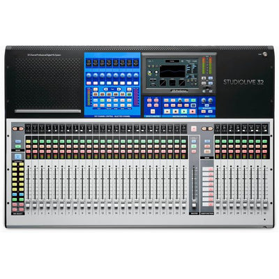 PreSonus StudioLive 32 Series III Digital Mixer w/Motorized Faders