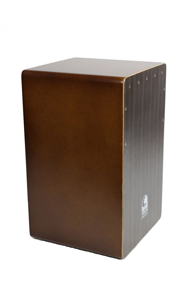 Toca Workhorse Cajon Dark Walnut