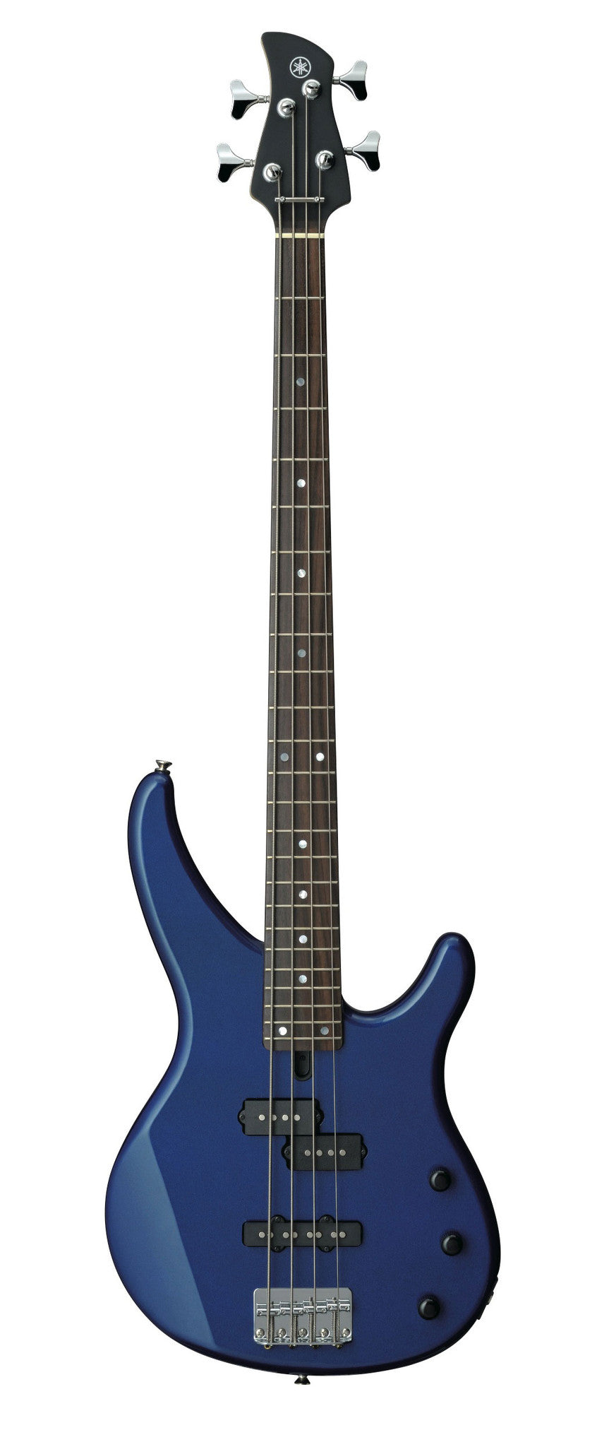 Yamaha TRBX174 4-String Bass Guitar Dark Blue