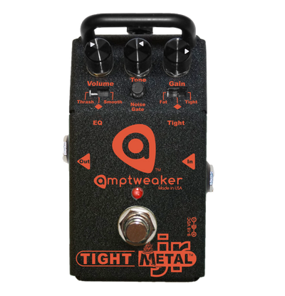 Amptweaker Tight Metal JR Distortion Pedal