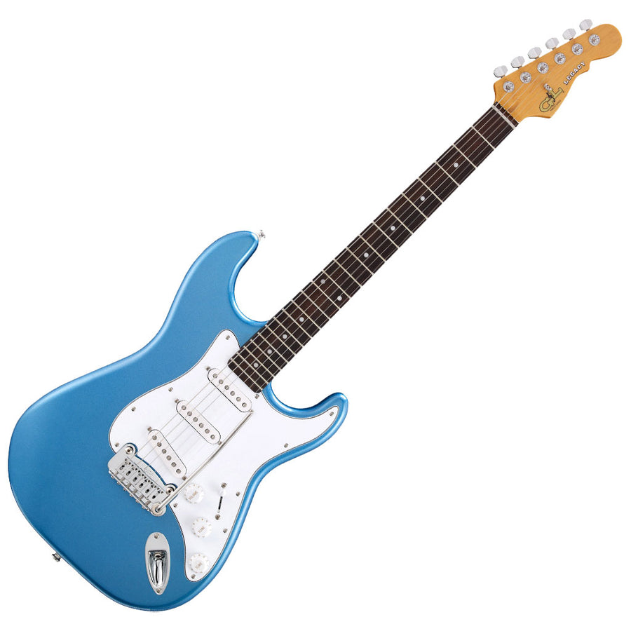 G&L Tribute Series Legacy in Lake Placid Blue