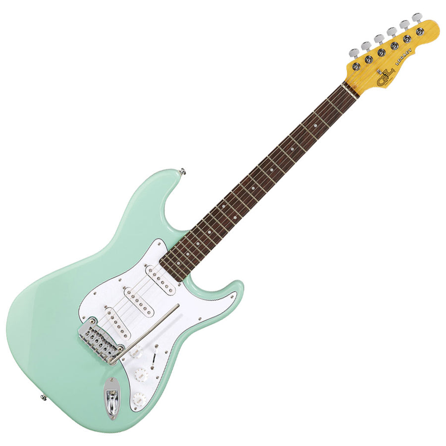 G&L Tribute Series Legacy in Surf Green