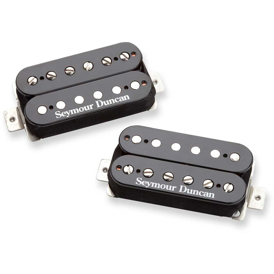 Seymour Duncan SH-6 Distortion Mayhem Pickup Set in Black