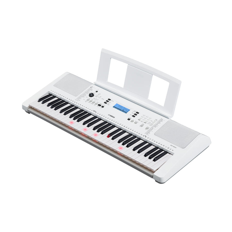 Yamaha EZ-300 61-Key Touch Sensitive Portable Keyboard with Lighted Keys