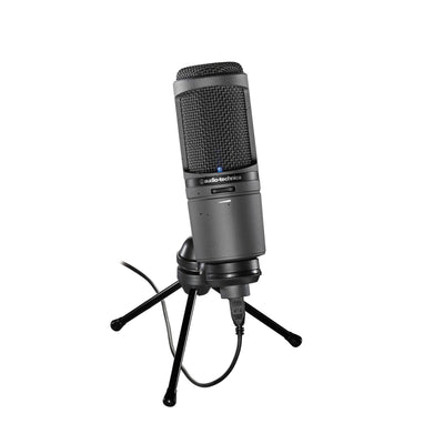 Audio Technica AT2020UBi Cardioid Condenser USB Microphone