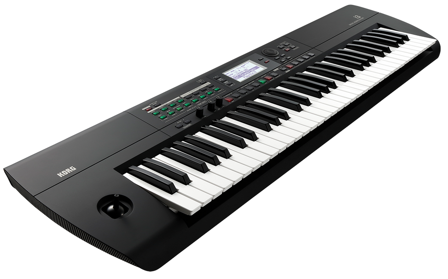 Korg i3 61-Key Music Workstation Keyboard
