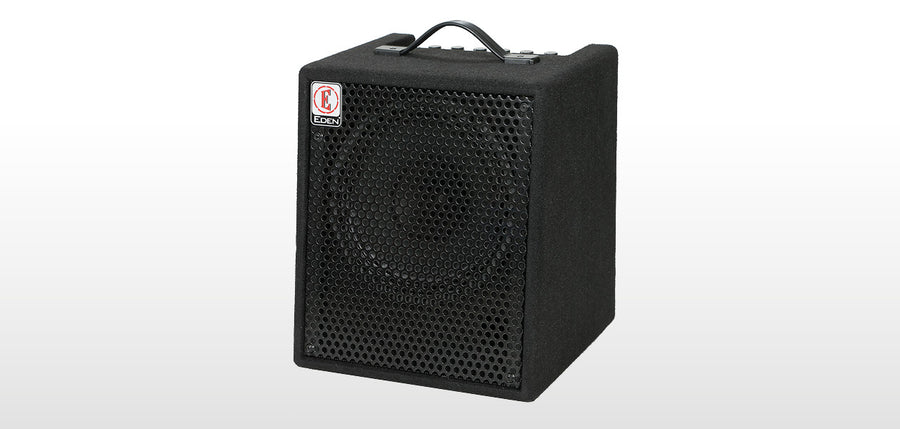"Eden EC10 50 Watt 1x10"" Bass Amplifier"