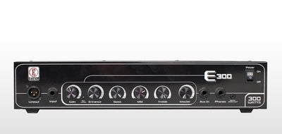 Eden E300 300 Watt Bass Amplifier Head