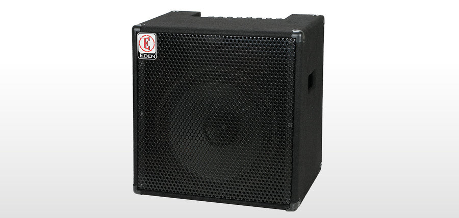 "Eden EC15 180 Watt 1x15"" Bass Amplifier"