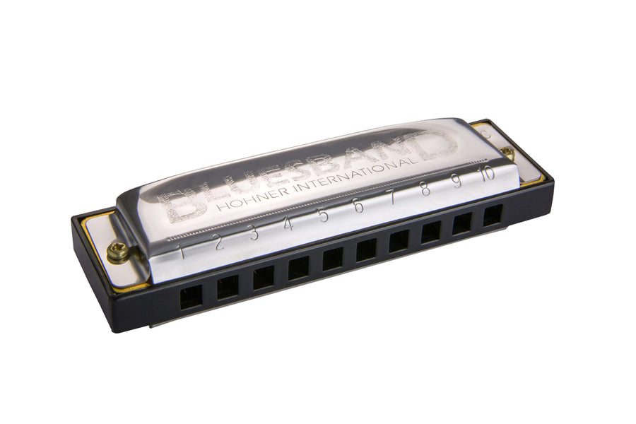 Hohner Blues Band 3 Pack Harmonicas (A, C, G)